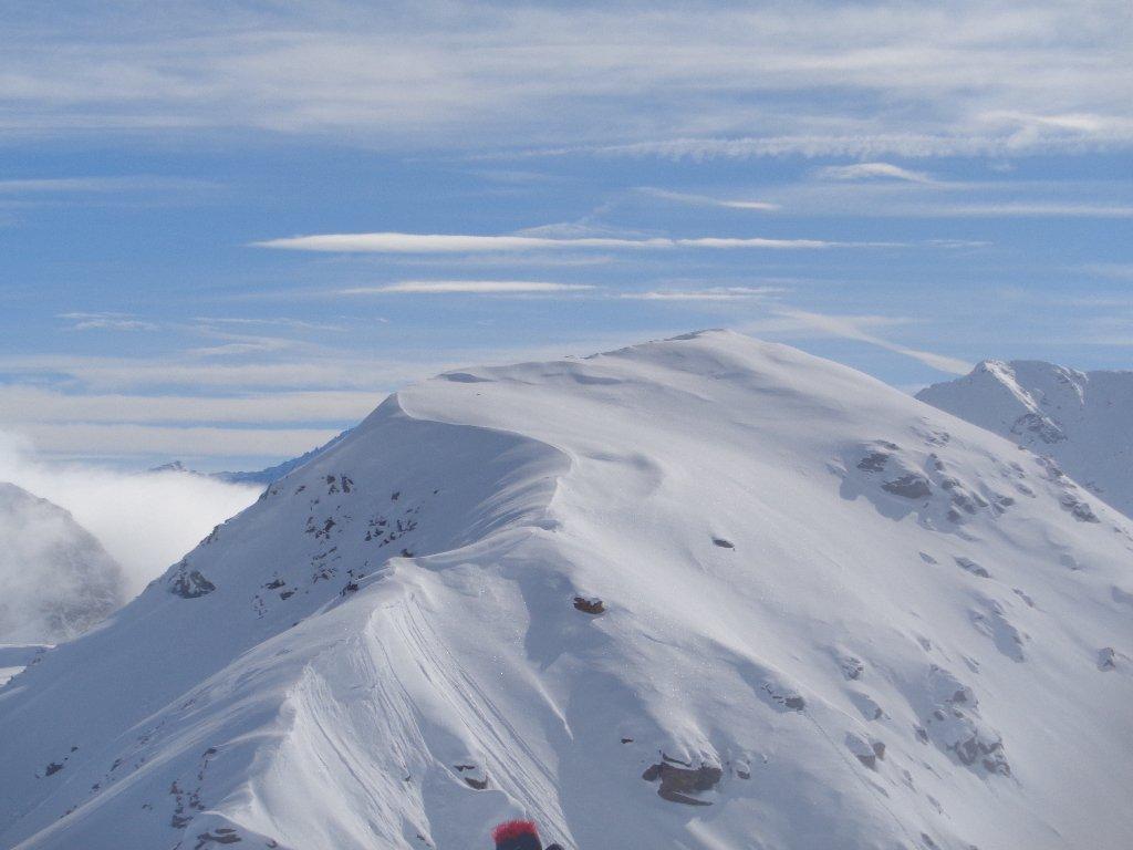 punta alpinistica Flassin intonsa