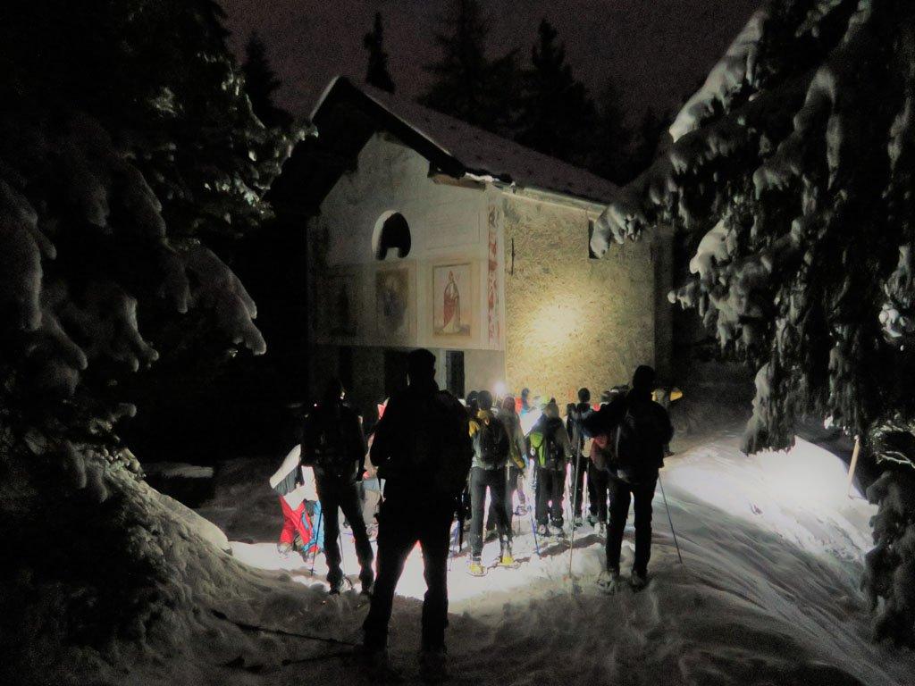 cappella di saint pantaleon