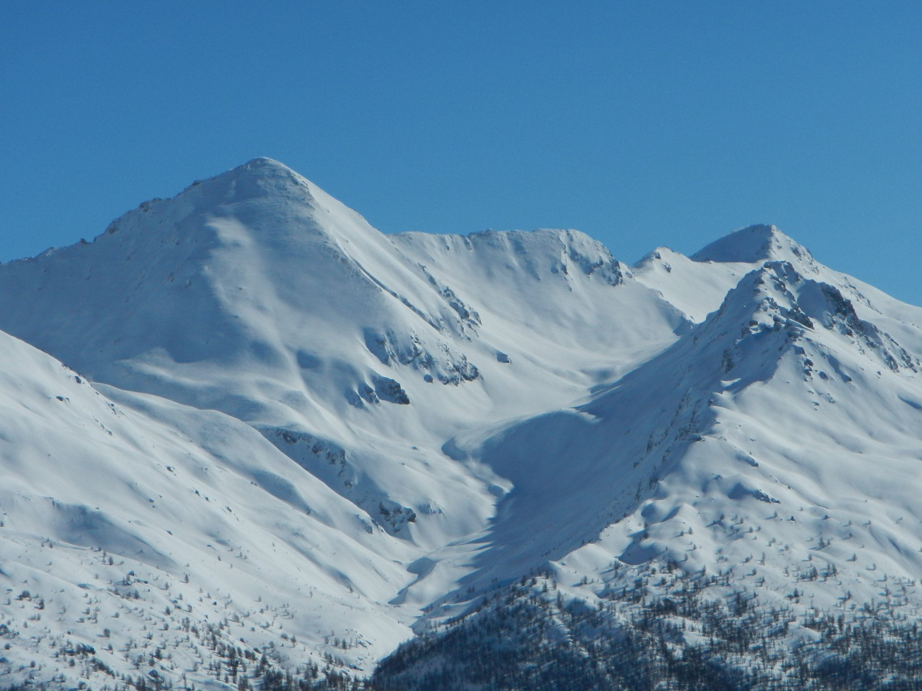 dalla cima: il Monte Giornalet