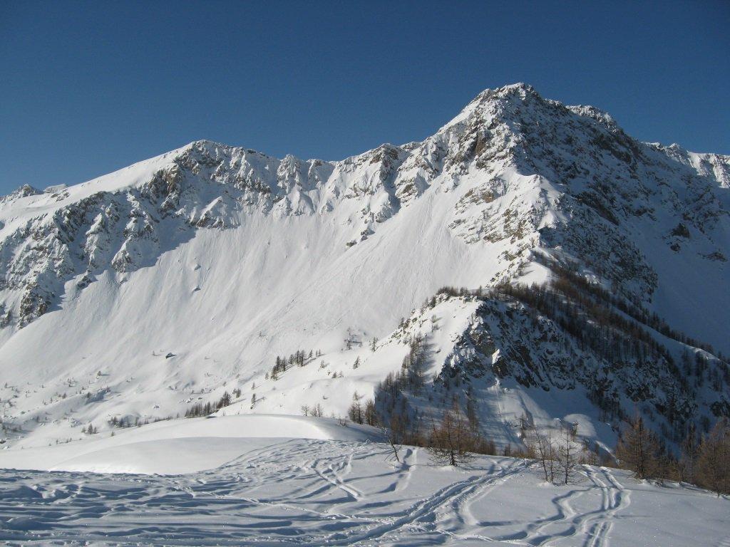 Panorama dal monte Estelletta