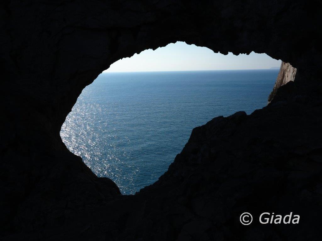 L'Antro dei Falsari o Grotta dei Briganti