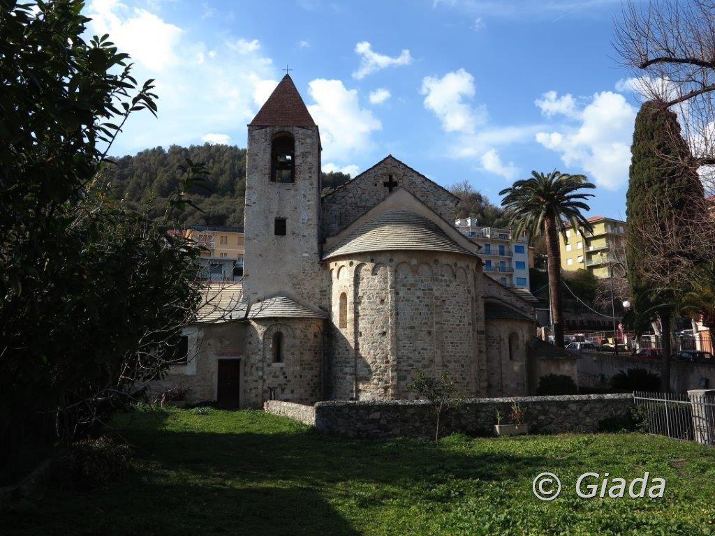 La chiesa di San Paragorio