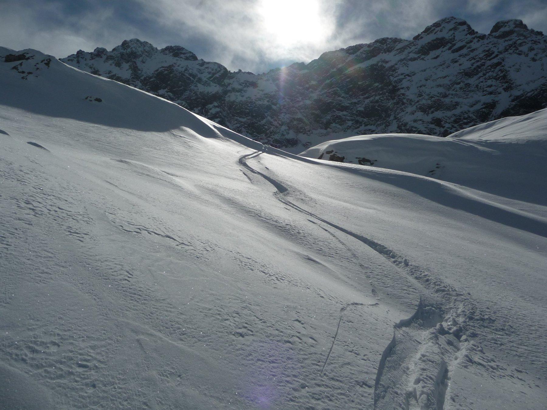 Neve parte centrale