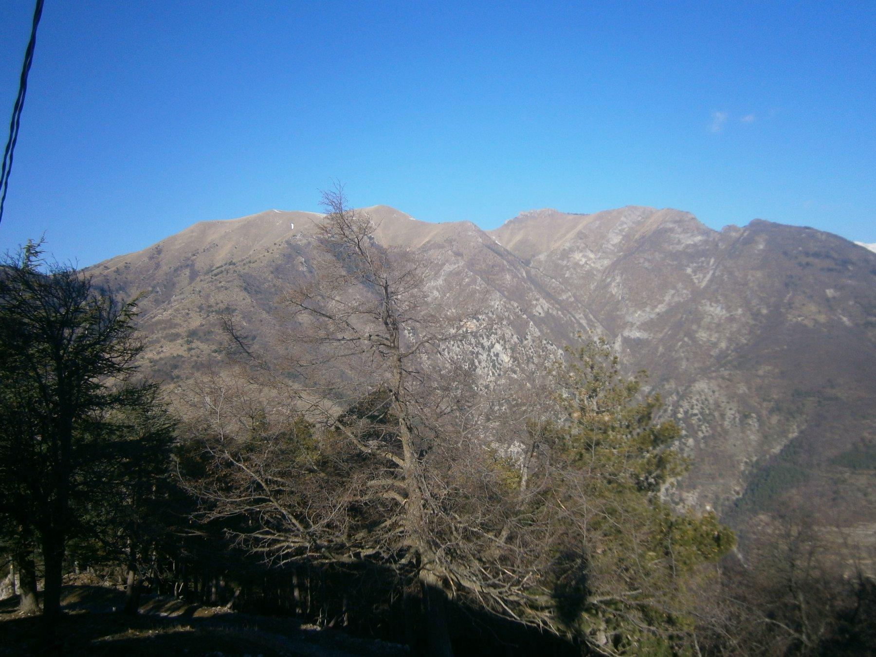 Il Mangiabò dalla cima