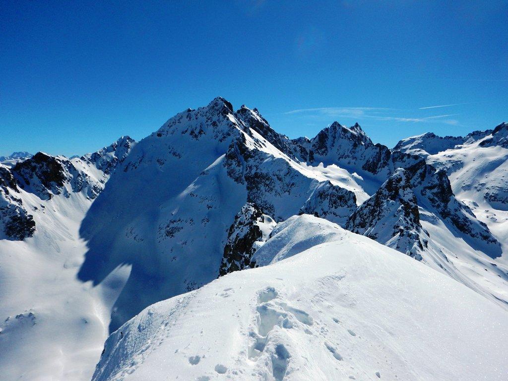 Las Blancias, Vallonetto e Vens dalla cima