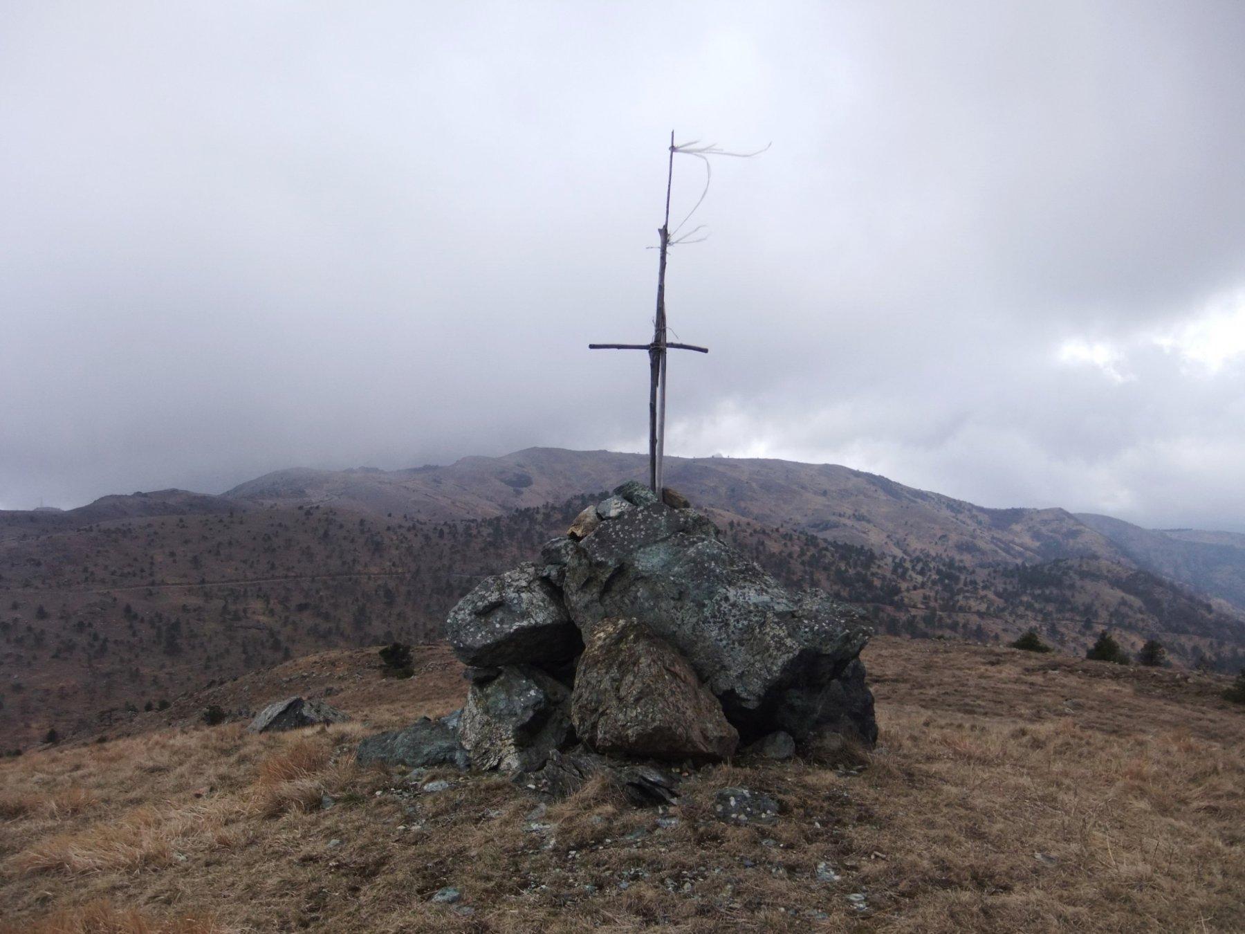 In vetta al Monte Sejeu
