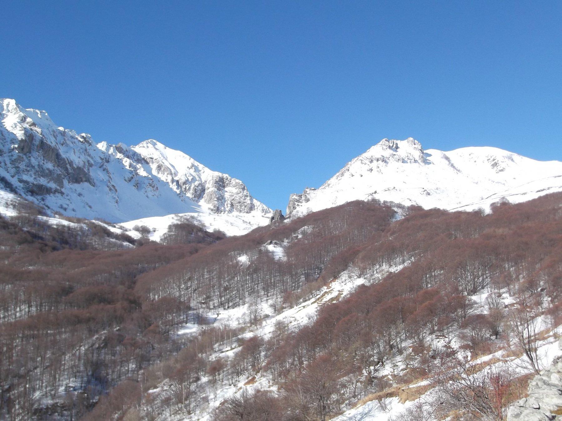 Monti Antoroto e Grosso.
