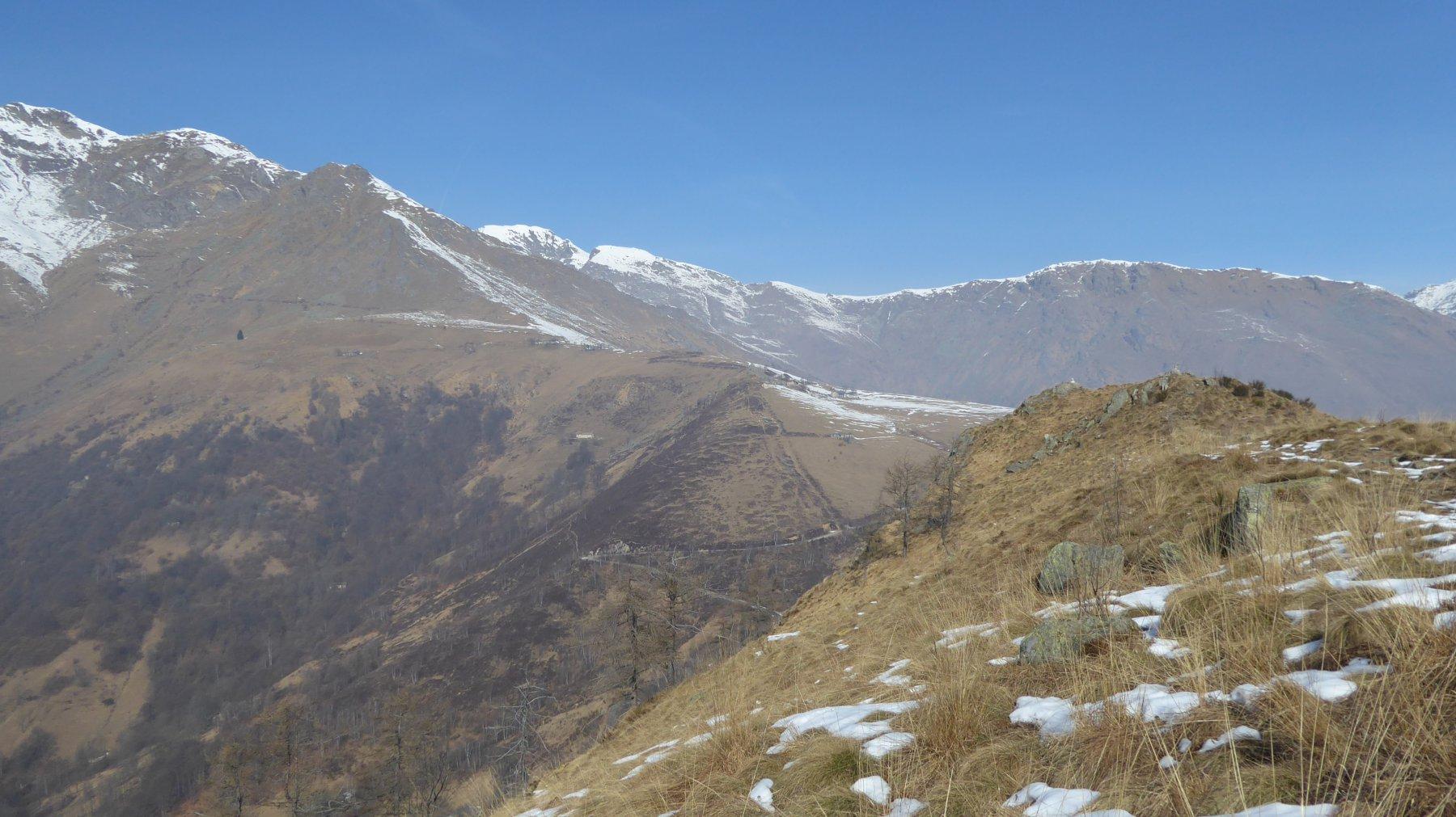 Monte Calvo e Pian delle Nere
