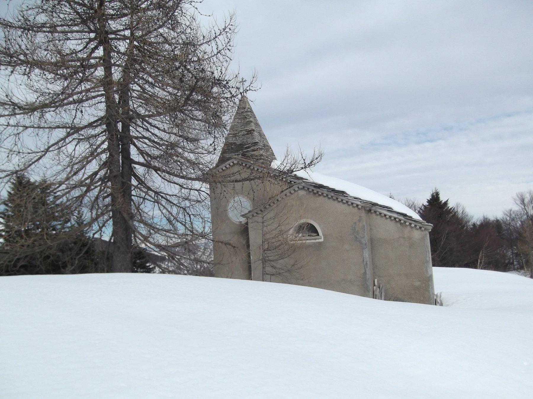 La chiesetta.