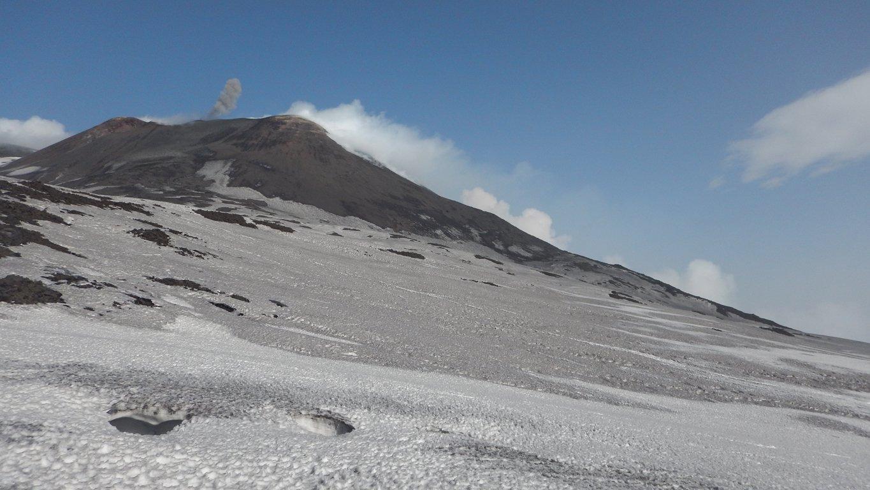 Cannonata dal cratere SE