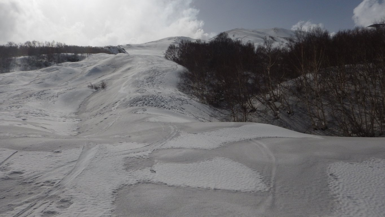 Fine della grande sciata!