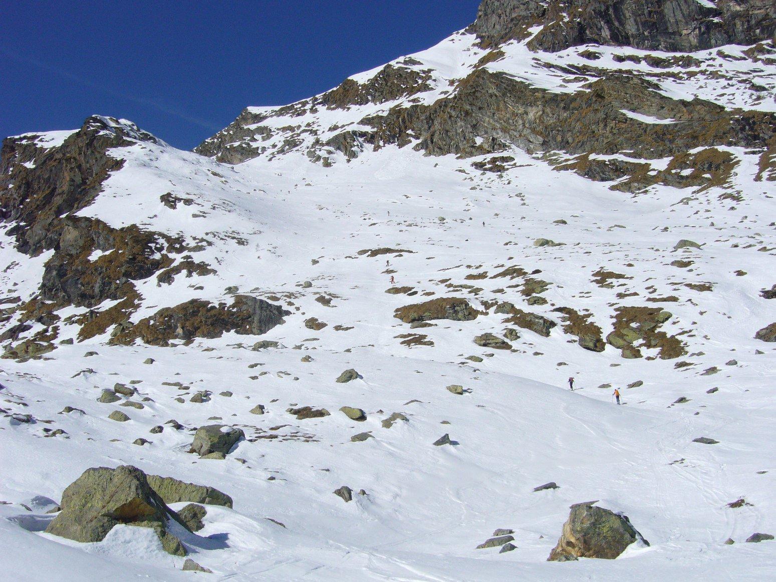 pochissima neve