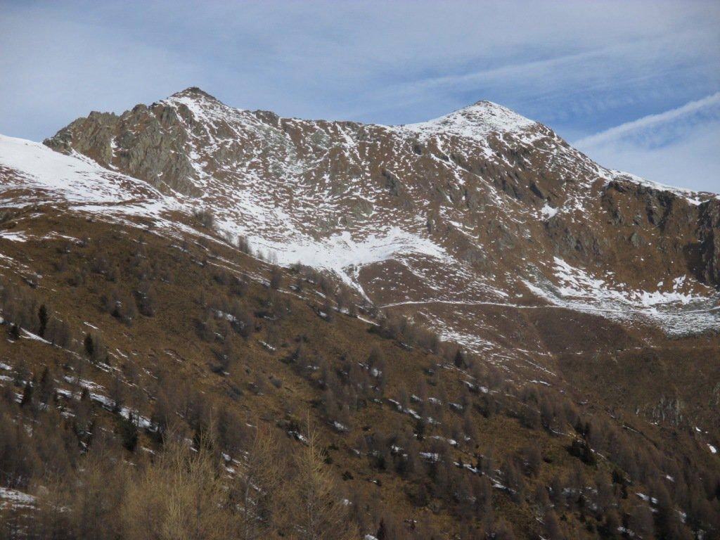 Monte Brione e Calighe'