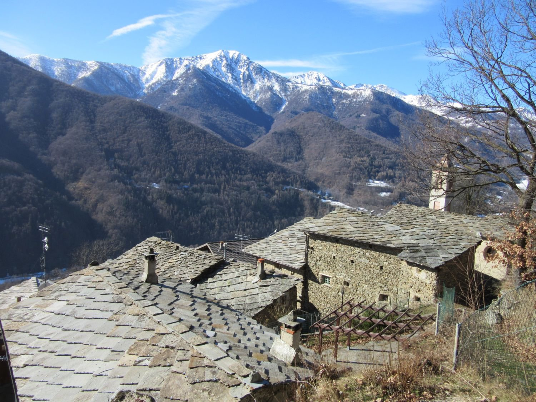 Il caratteristico Borgo di Puy