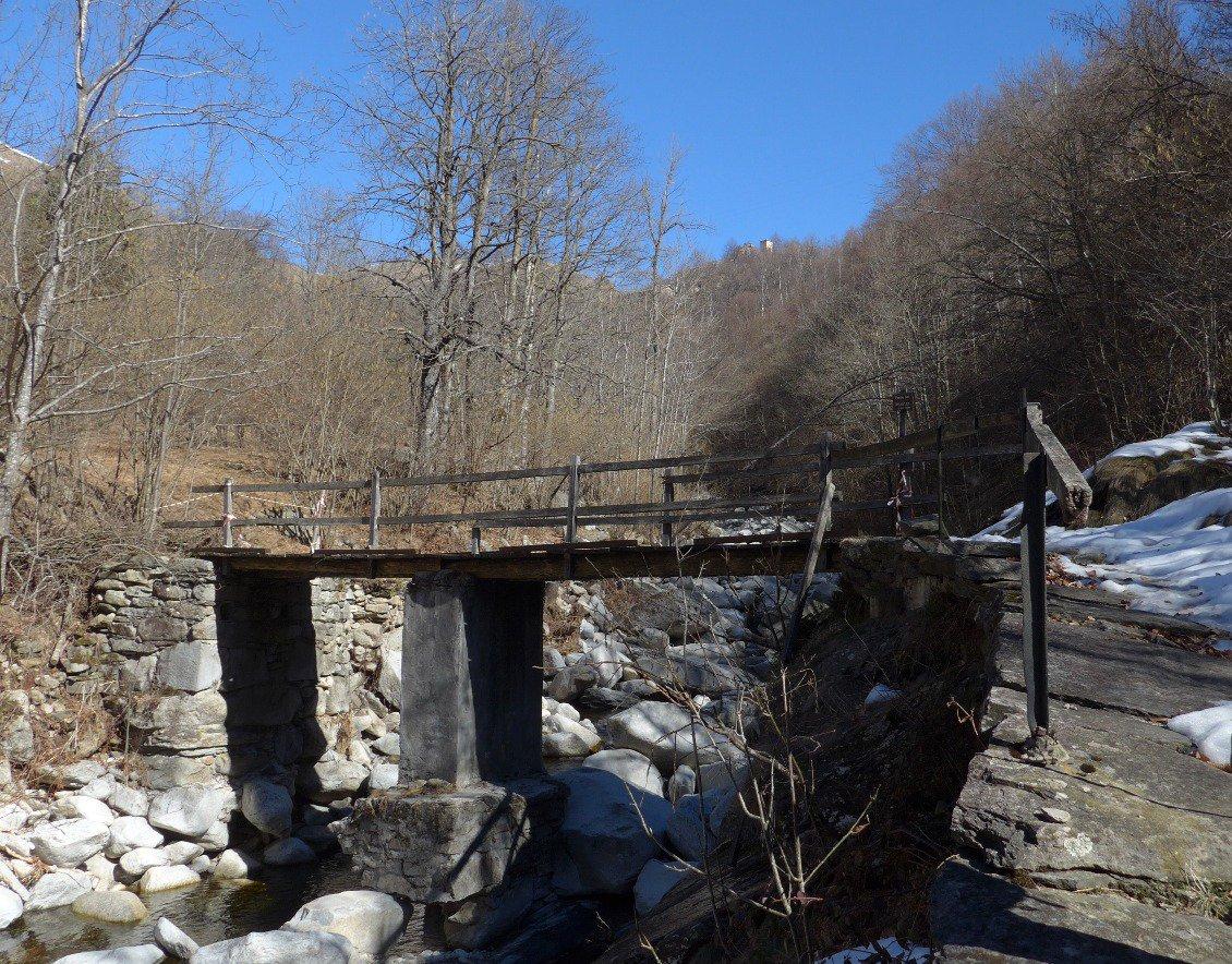 Ponte dei Mulinas