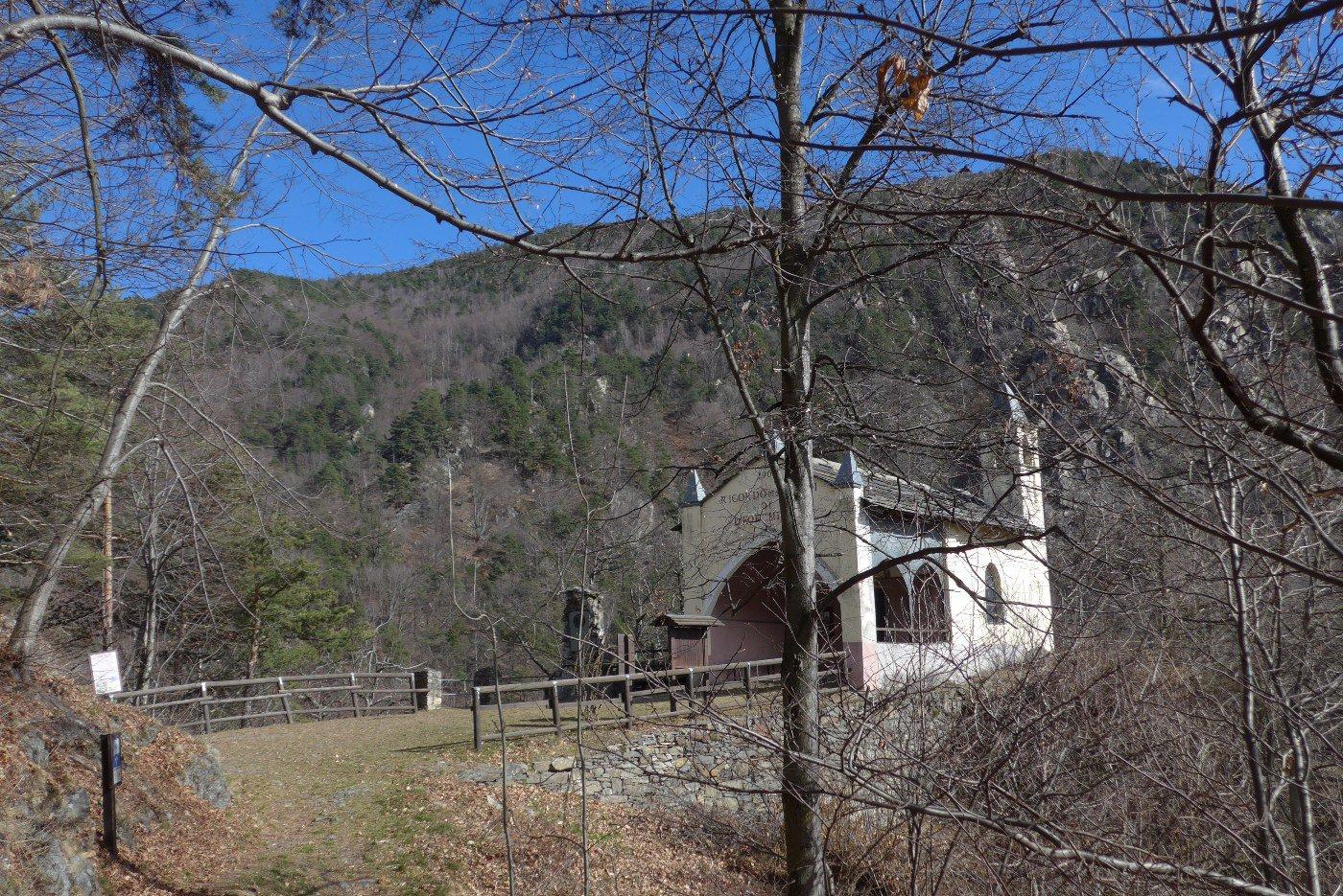 La cappella di Serforan