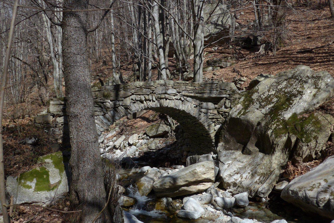 Secondo ponte dei Traversi