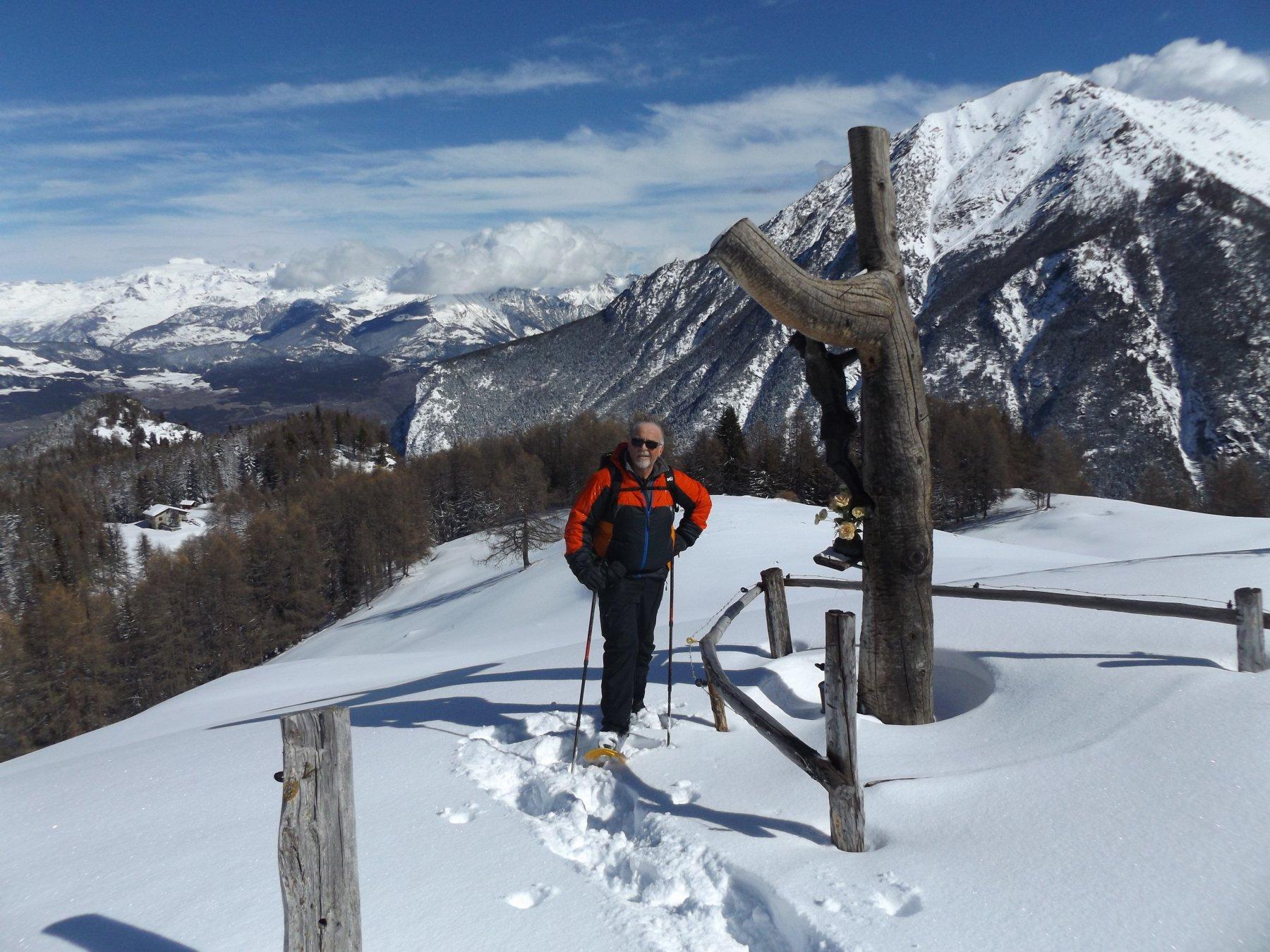 Alpe Bren - Crocefisso