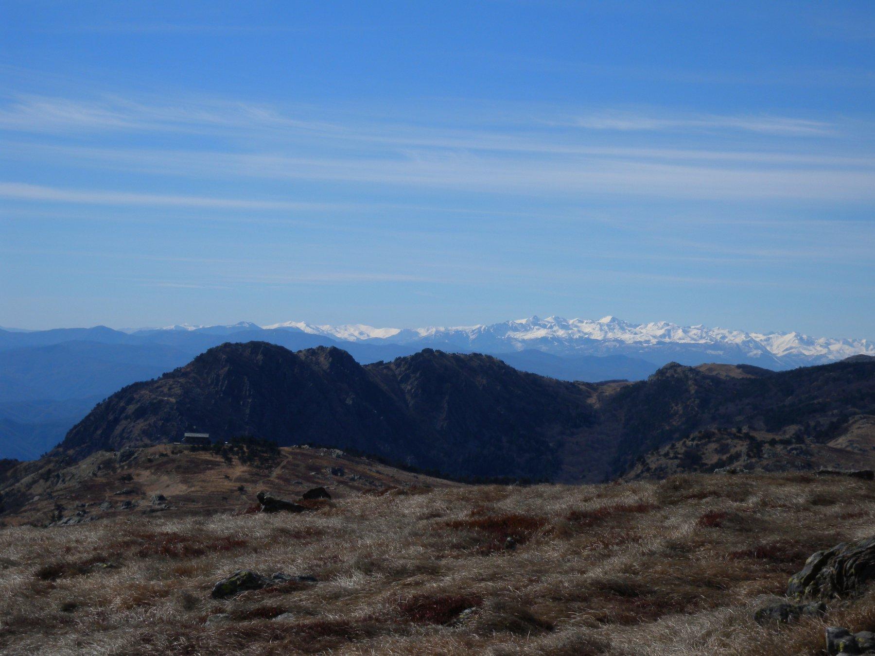 Dal Vaccaria rifugio Argentea Monte  Rama