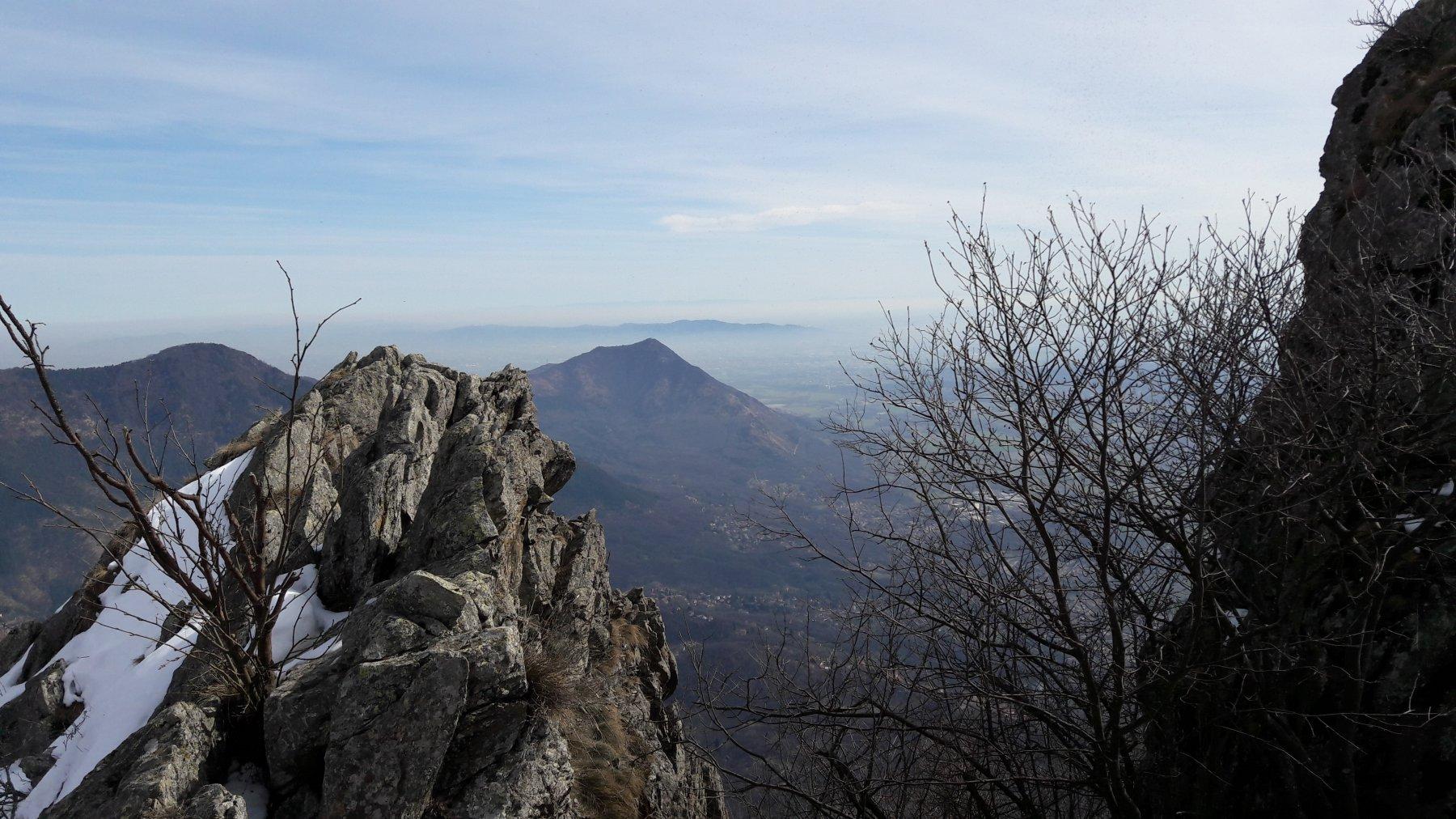 Il Musinè dalla cima