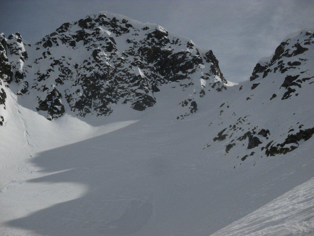Cadelle (Monte)da Tartano per la Val Lunga e il Canale Nord 2017-03-12