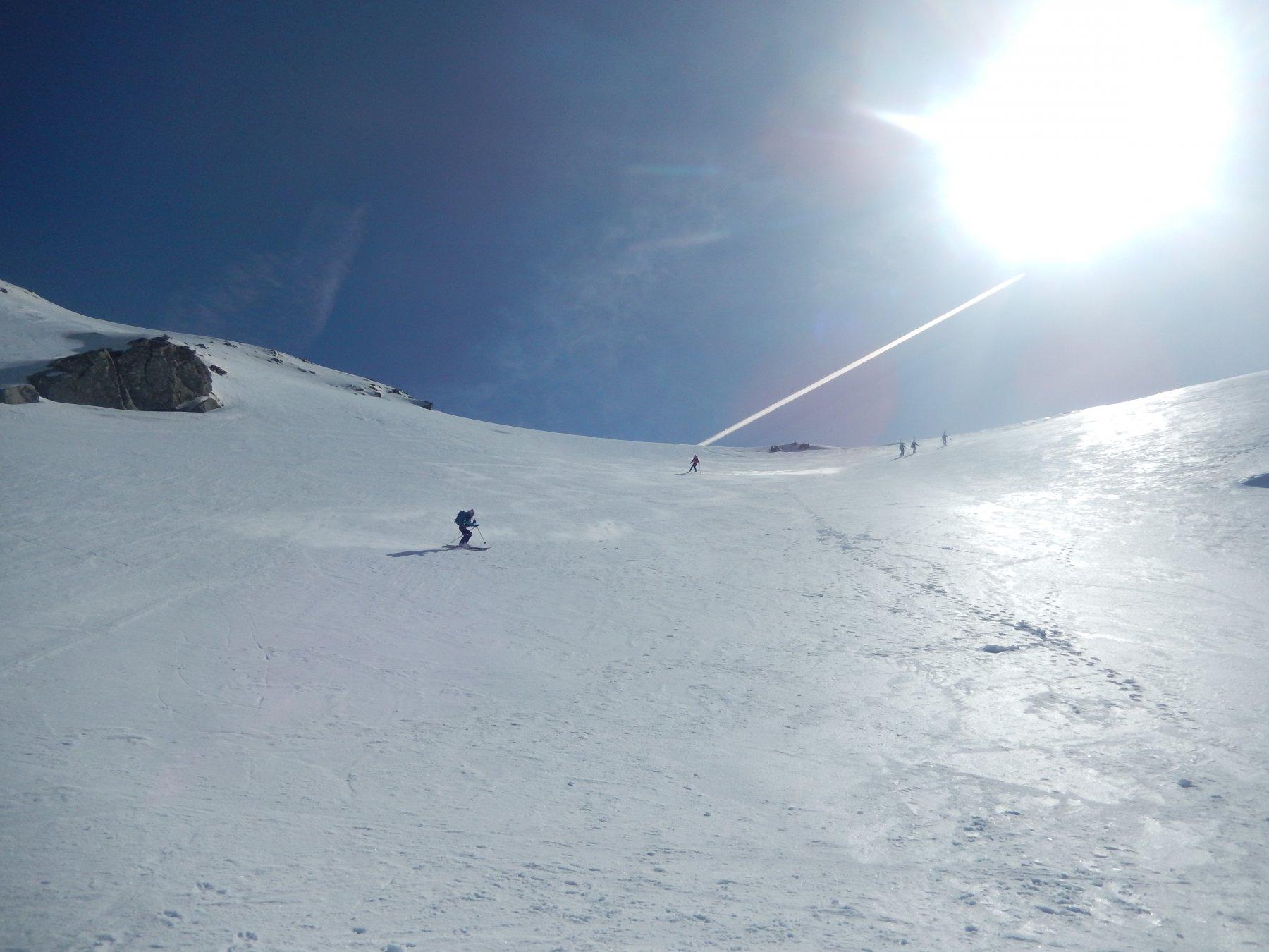 La splendida sciata