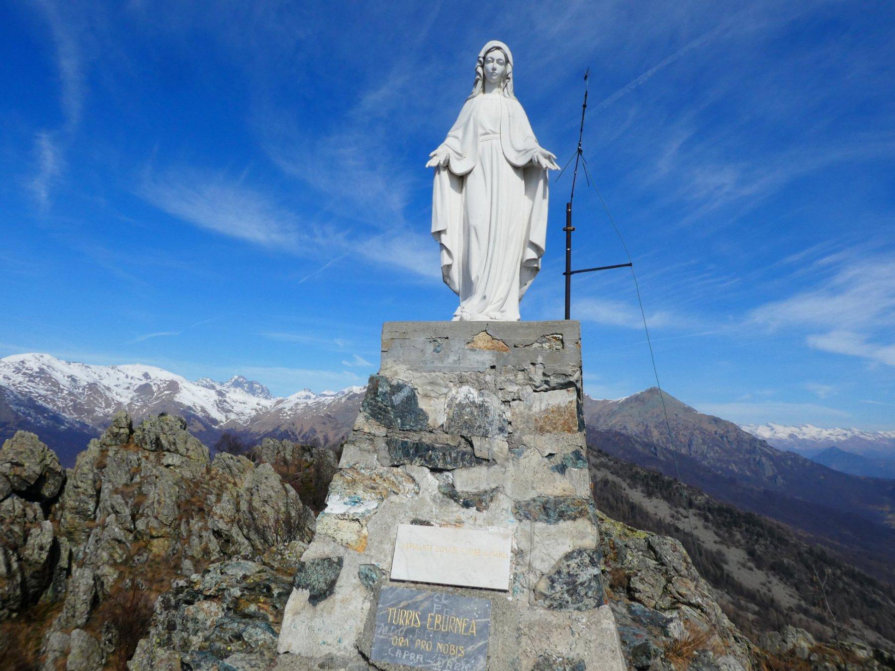 Madonna della Neve in punta
