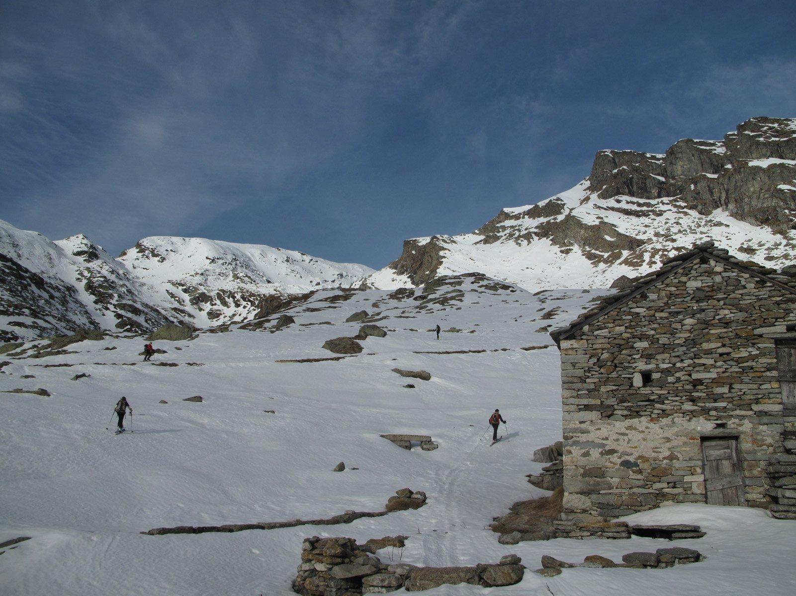All'alpe Muande