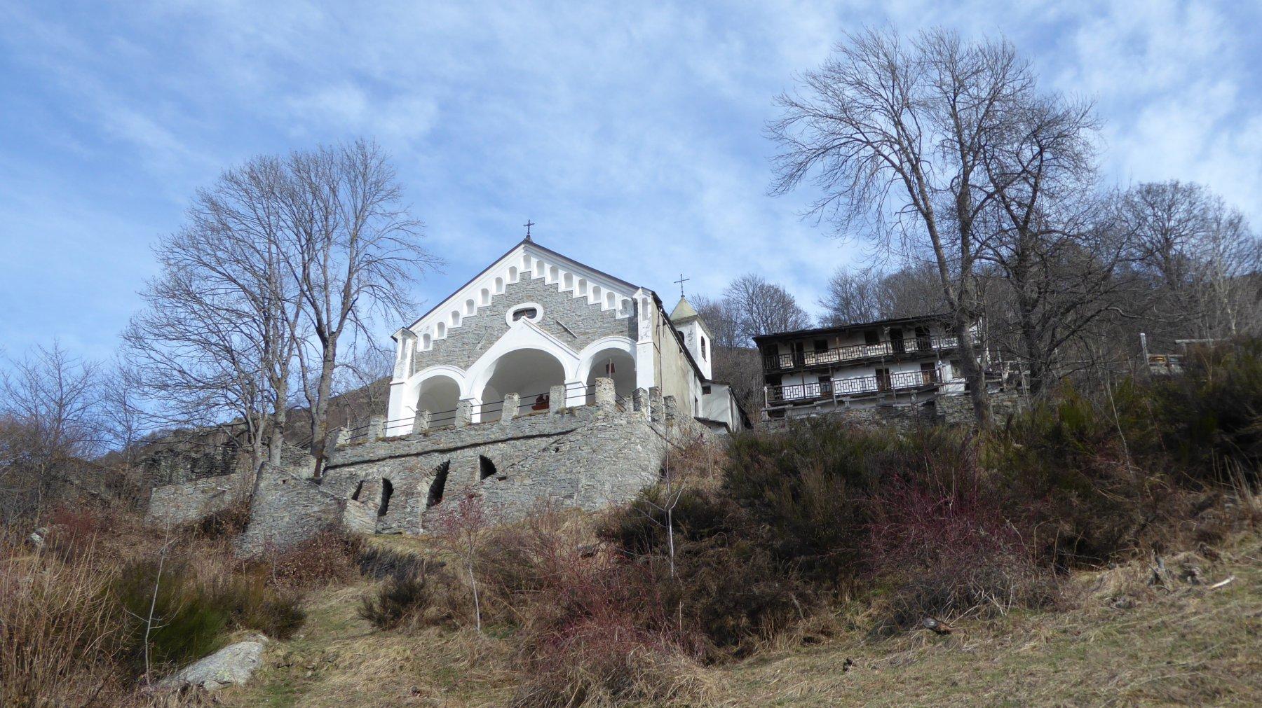 Santuario di Sant'Anna ai Meinardi
