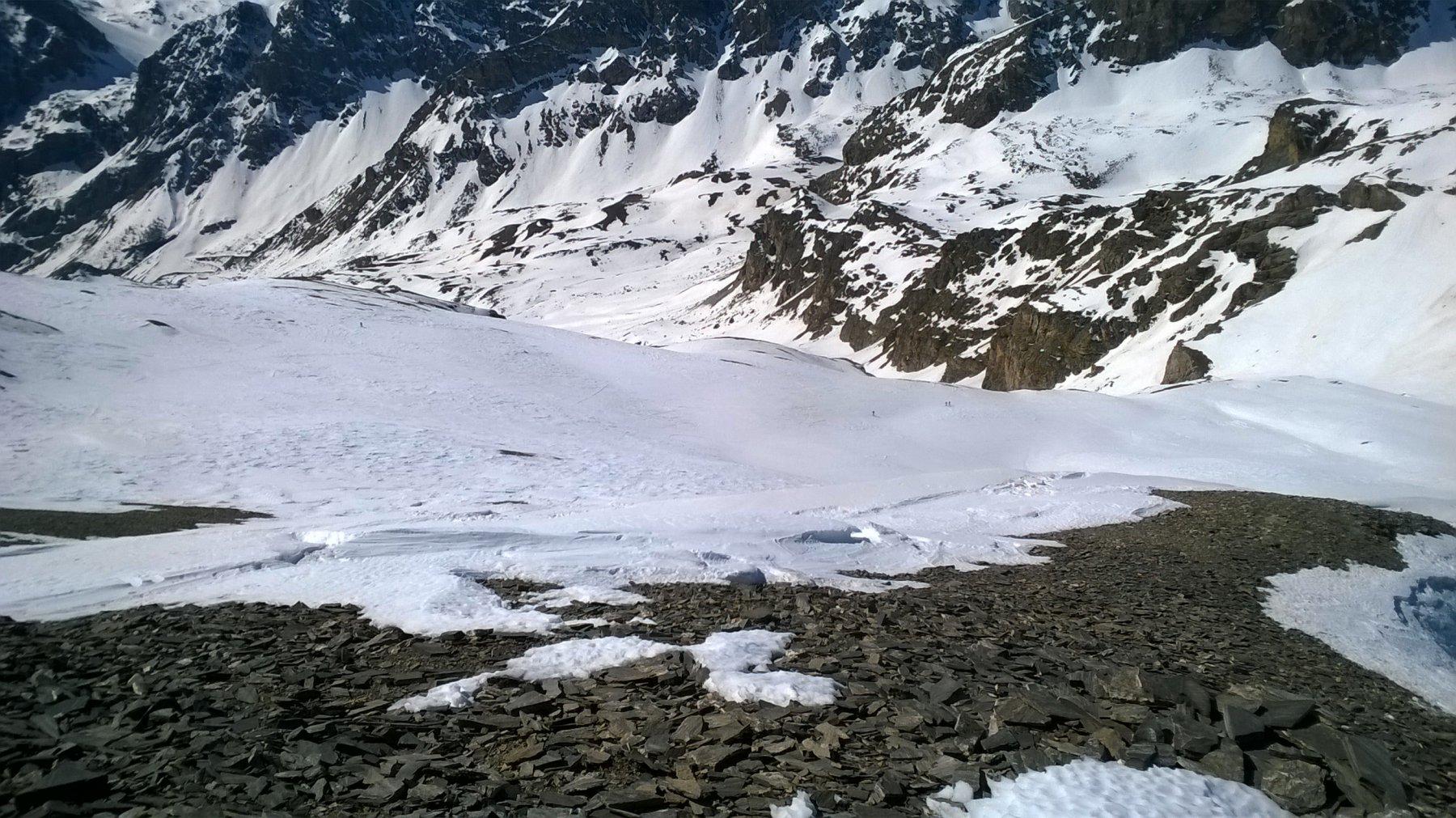 Il vallone dalla valle Maira