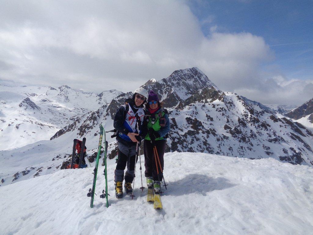 col Monte Glacier