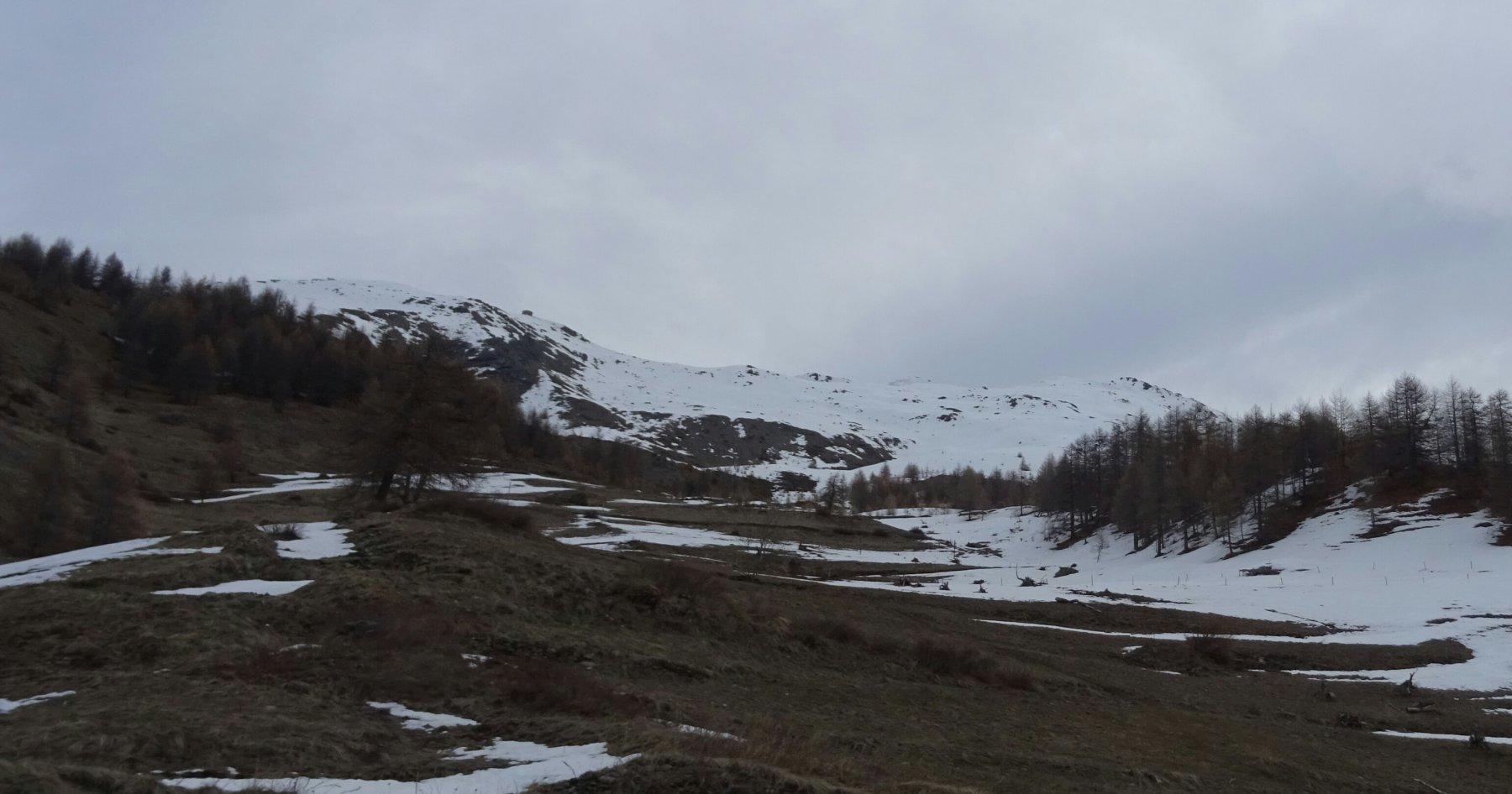 Lingue di neve a Bessen...