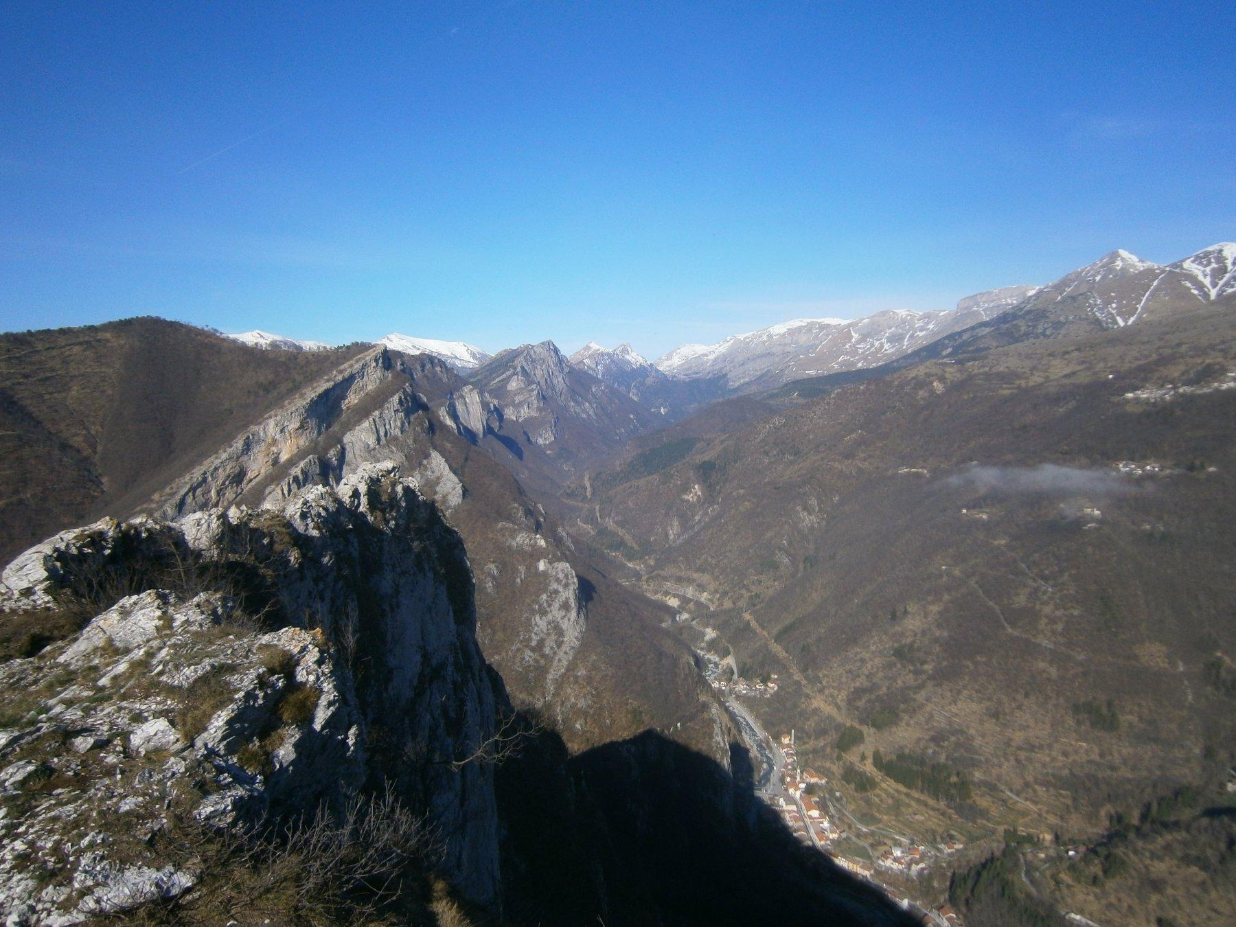 panorama da rocca Ferraira