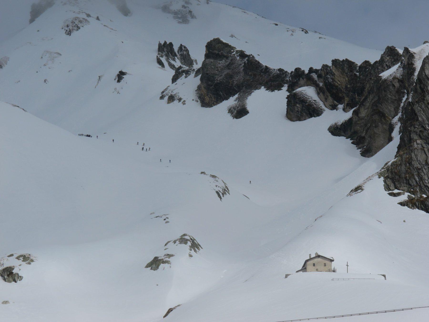 sopra l'alpe baus