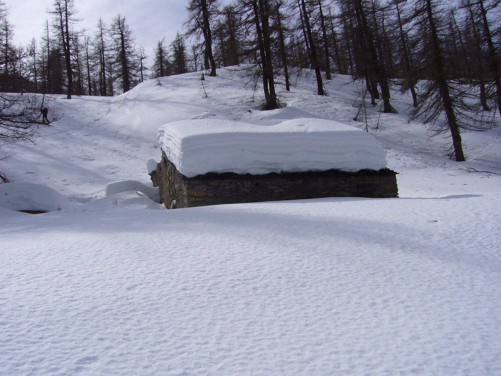ancora tanta neve