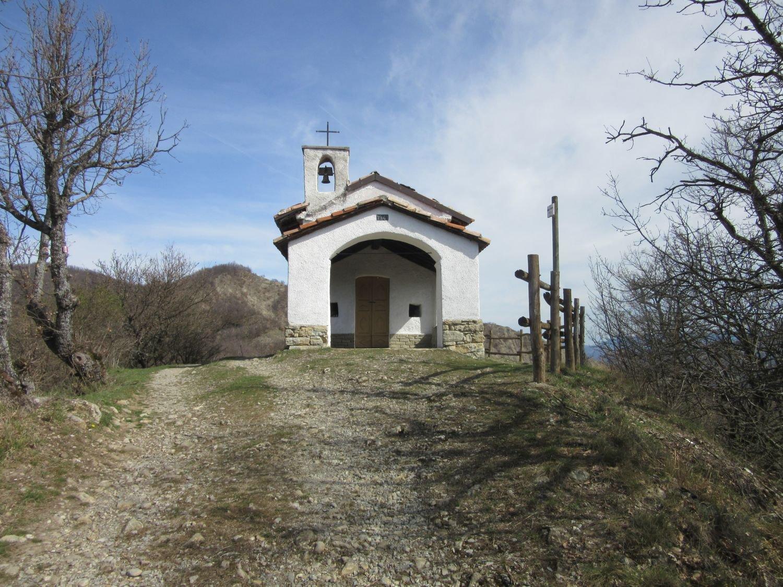 Chiesetta Madonna di Rivarossa