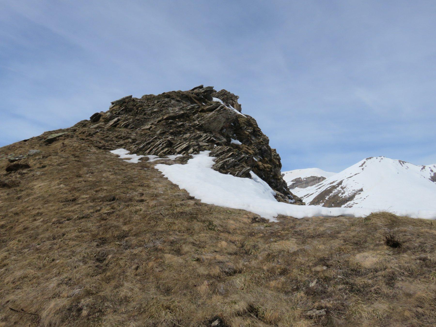 La cima del Tioure