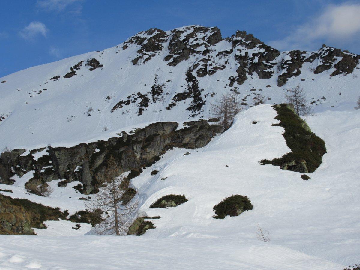 Tre Alpi (Testone dei) da Rassa per l'Alpe Sorbella 2017-03-19