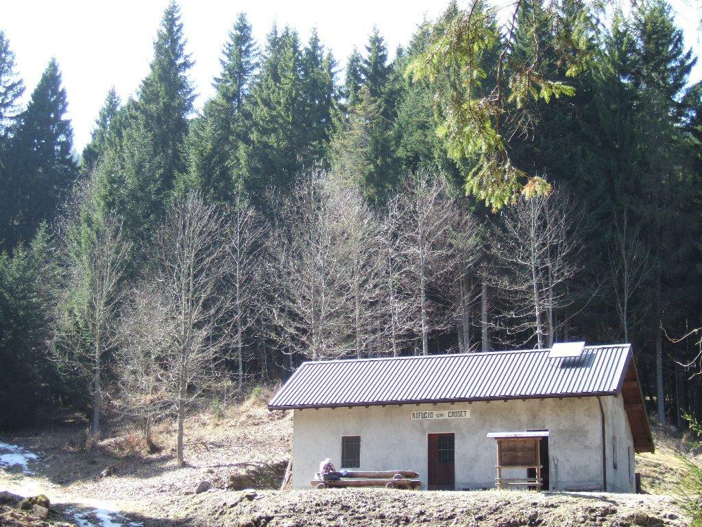 rifugio Croset
