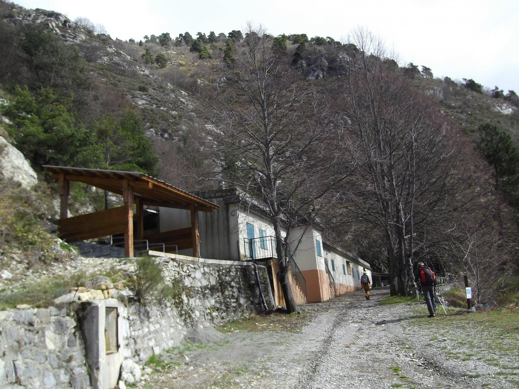 Rifugio Muratone.