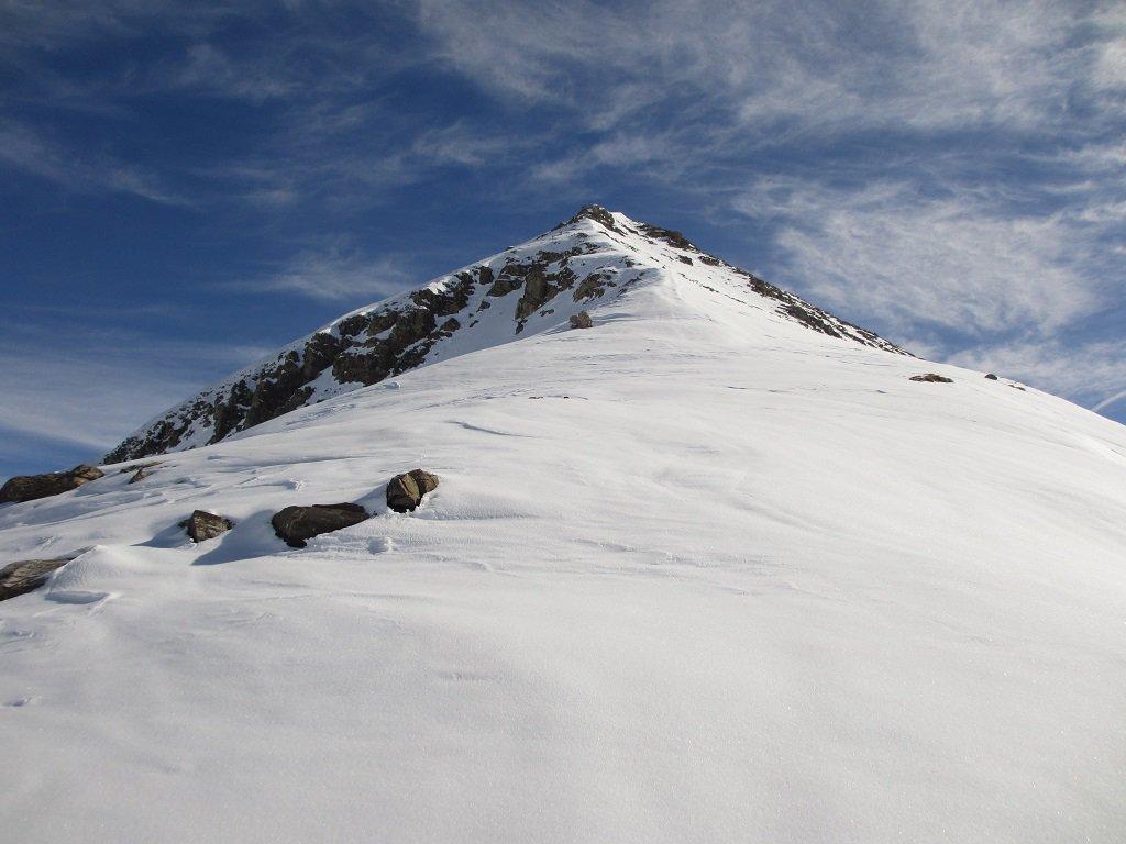 Cresta sud monte Savi