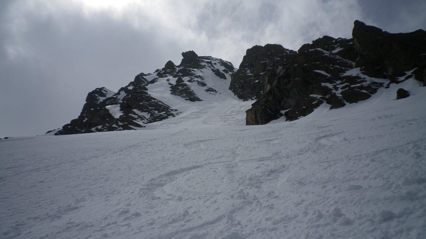 Ivertaz (Mont) Canalino NE 2017-03-31