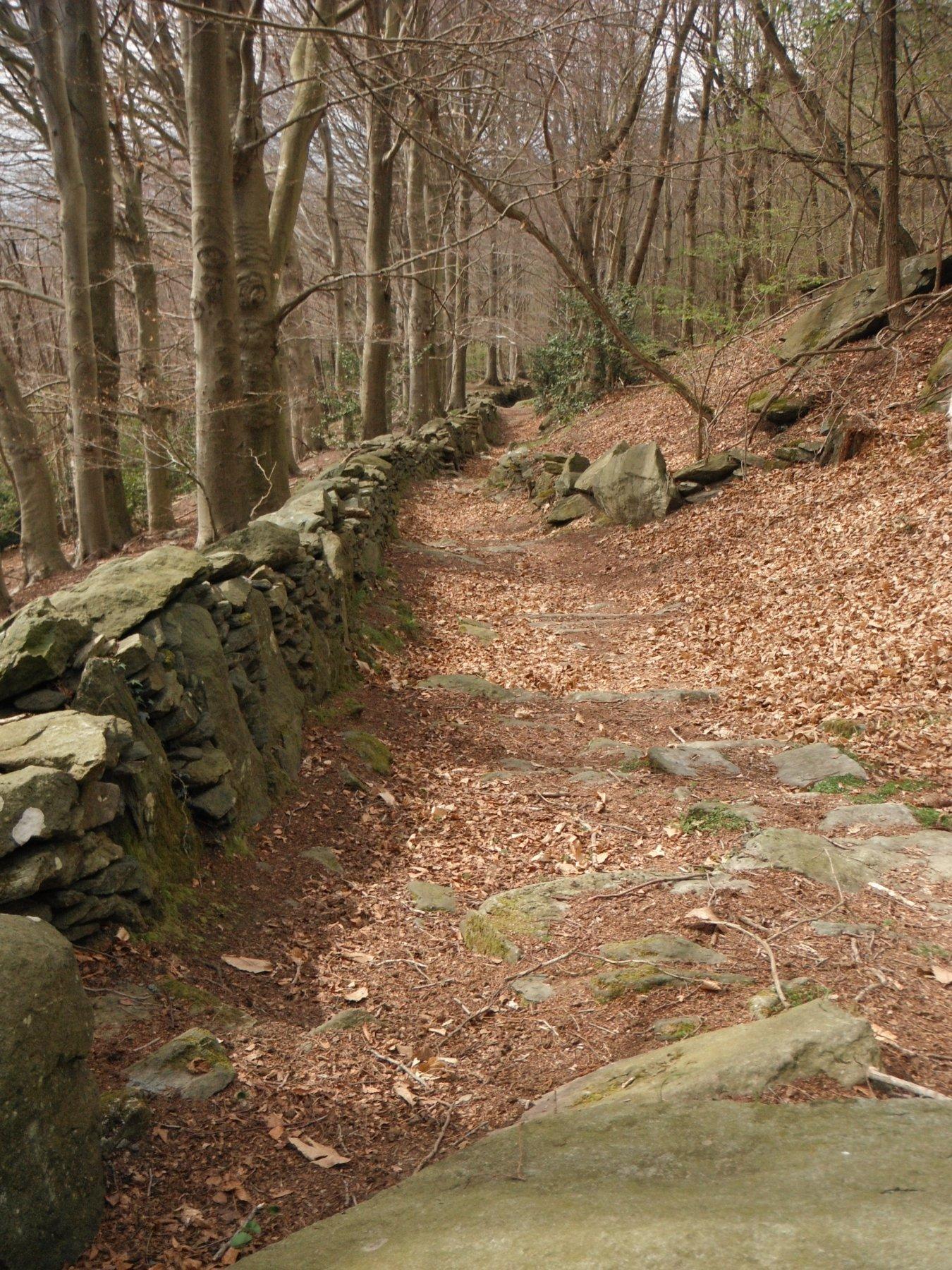 La strada megalitica