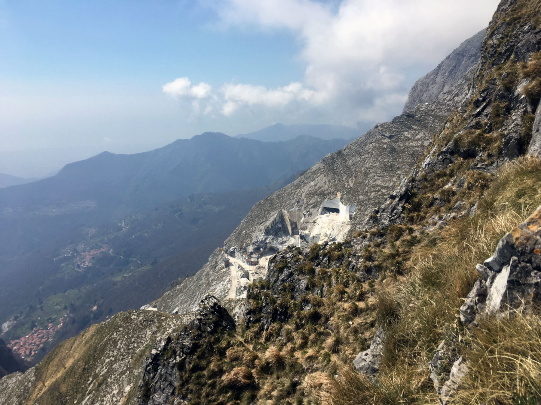 Vista Sentiero dei Ferruzzini
