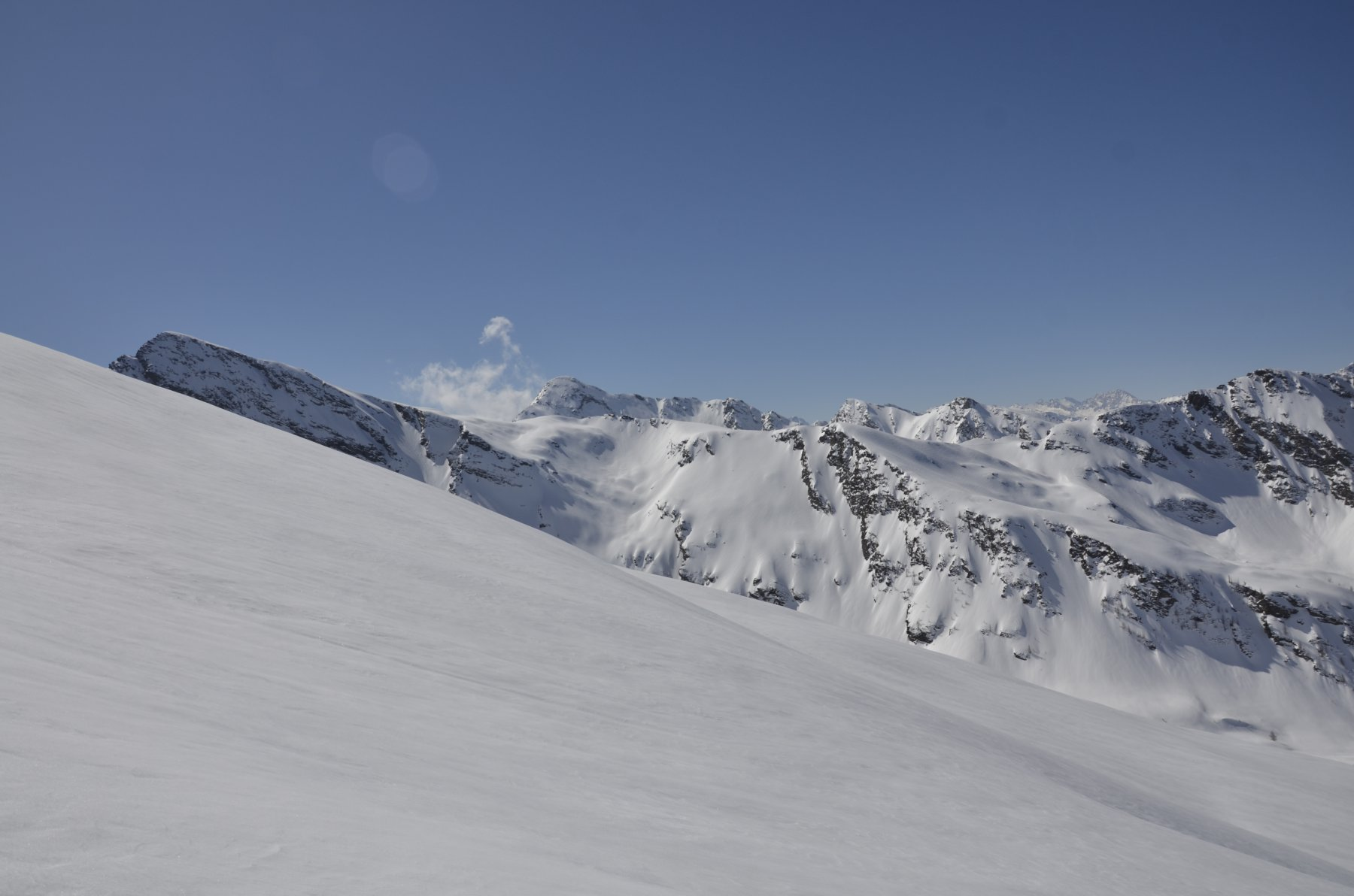 Panorama salendo