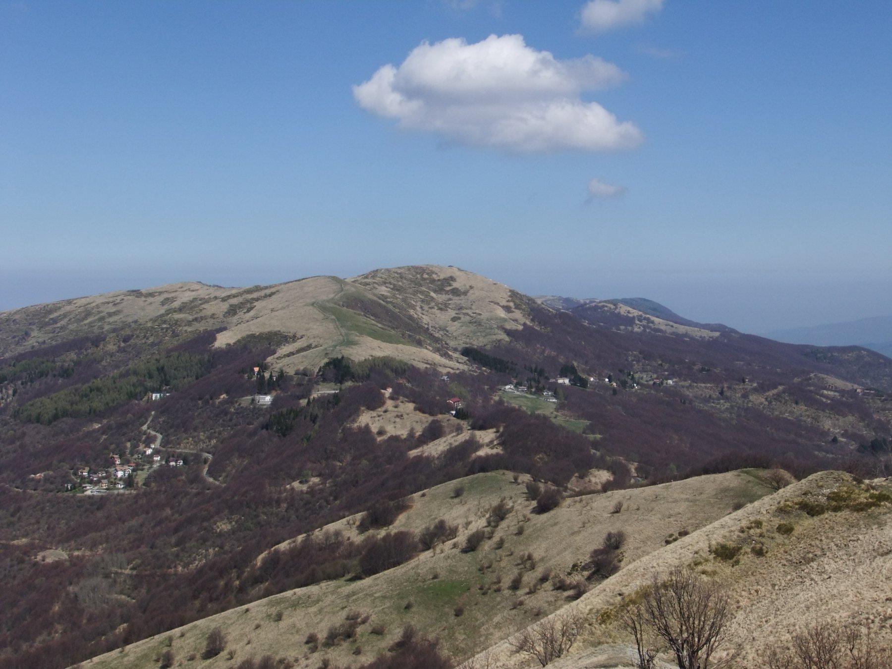 Capanne di Cosola e Monte Chiappo