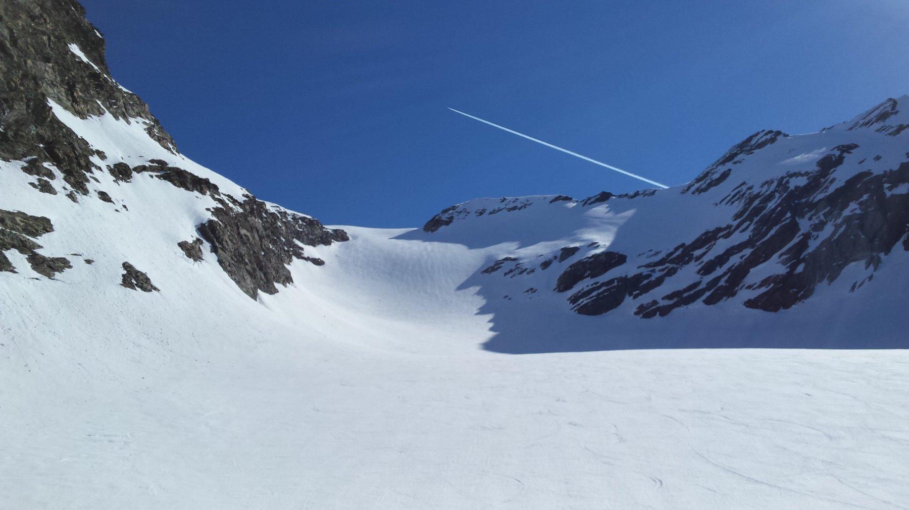 ghiacciaio dell'Invernet