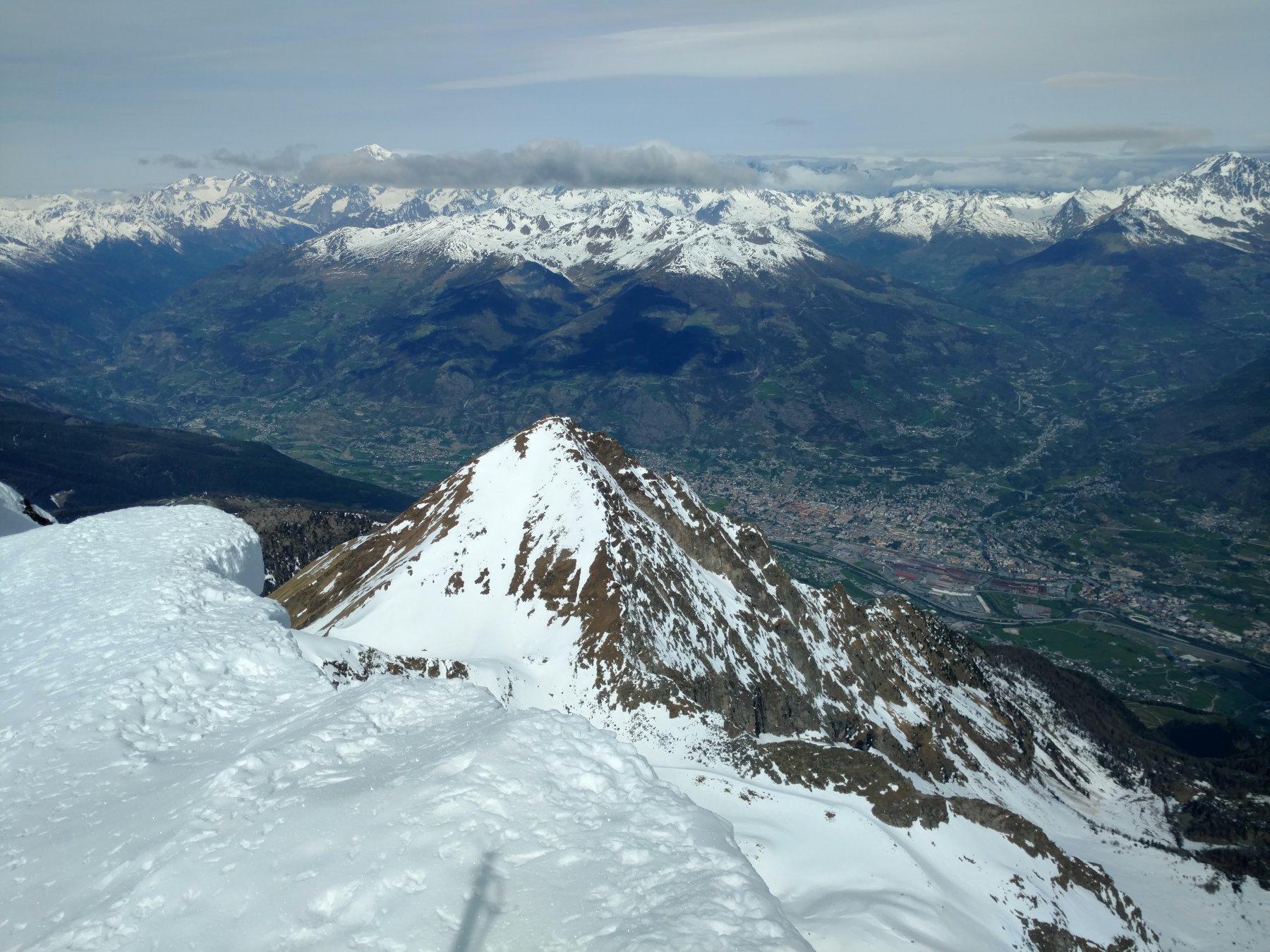 Becca di Nona e Aosta