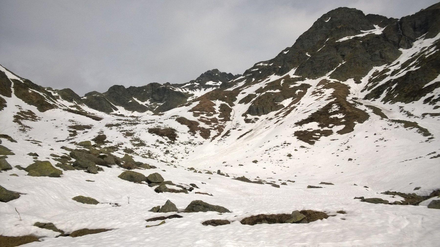 Inizio neve