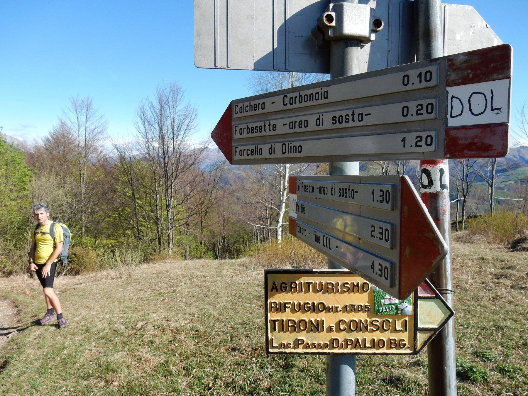 Passo del Palio 1362mt.